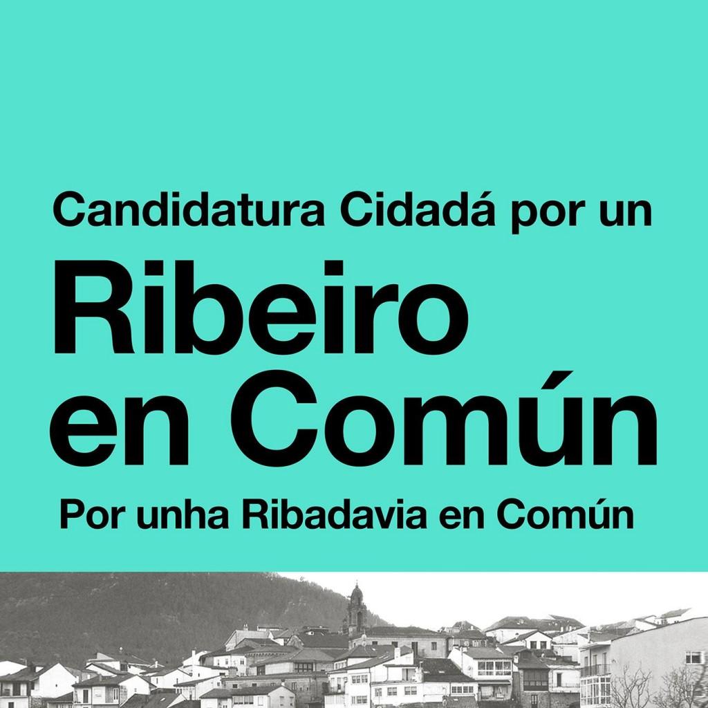 Ribeiro en Común