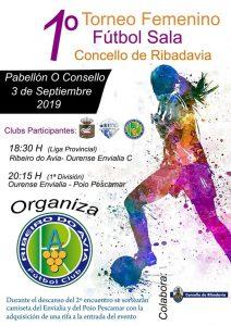 1ª Torneo Fútbol Femenino